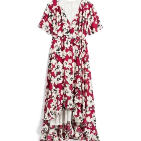 f838b7b441 Honey Punch Dresses & Skirts - Honey Punch Daniella Maxi Wrap Dress boho  Size 2X
